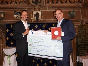 David-Sackett-Preis 2020 an Jochen Gensichen